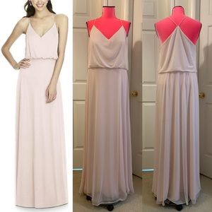 Alfred Sung bridesmaid dress (style D739)